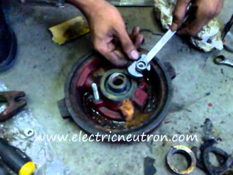 How To Replace Soft Gland Packed For Water Pump Youtube