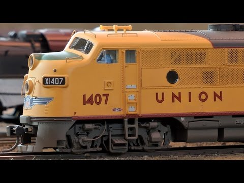 Model Railroading with US Model Trains in HO Scale