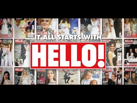The Best Celebrity, Royal, Film & Entertainment Video News At HELLO!