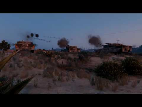 Dark Field SF | Xbox One GTA Online: Military Organization Recruitment Video
