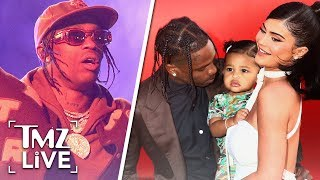 Kylie Jenner Takes Stormi to Houston for Travis Scott's Astroworld Fest | TMZ Live