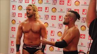 NJPW G1 Special: Marty Scurll & Adam Page Win
