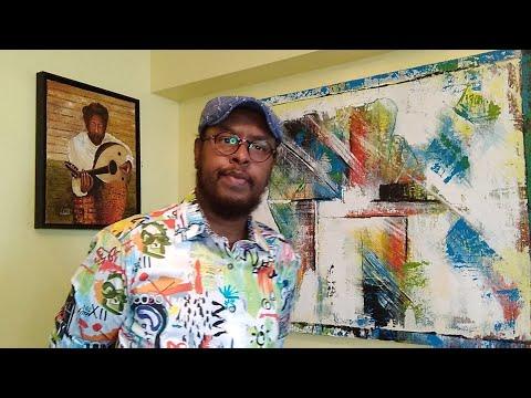 Djibouti Art | How to make art presentation YouTube Djiboutian Artist Abdul-Wahab (Somali Art)
