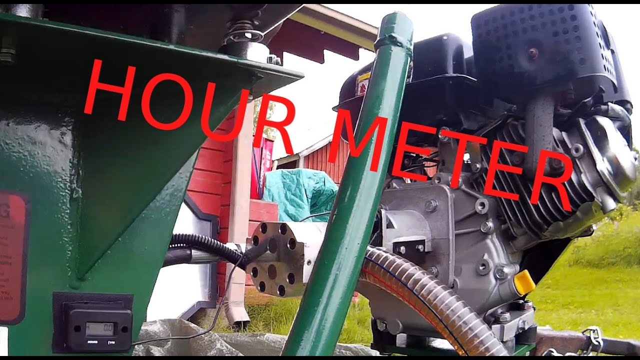 How To Install Electric Hour Meter On Four Stroke Engine Diy Youtube 2002 Ezgo Wiring Diagram 36 Volt