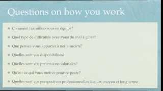 questions and answers on the french