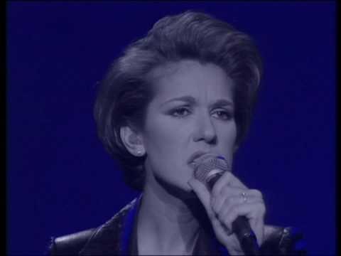 Celine Dion - L'amour Existe Encore (Live A Paris 1995) HD 720p