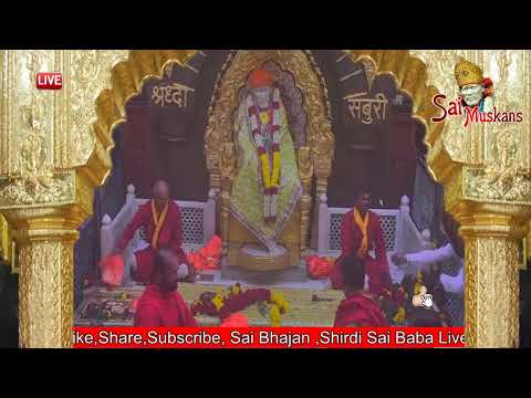 "Shirdi Sai Baba Live Darshan Online Free Today "" Live"