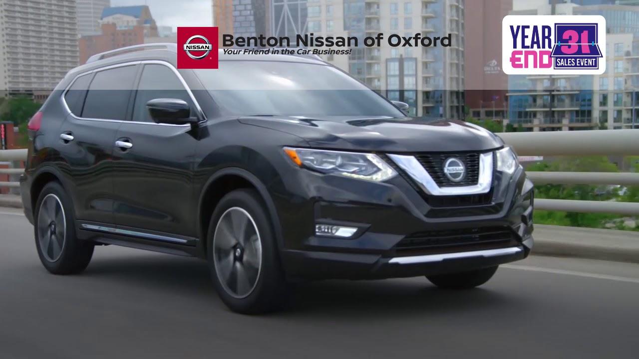 Benton Nissan Oxford >> Benton Nissan Of Oxford 2019 Altima And Rogue Youtube