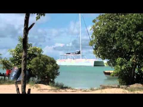 En dags eventyr omkring Tobago Cays