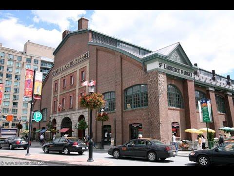 Toronto 360 - St. Lawrence Market