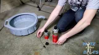 2003-2007 Honda Accord AC Evaporator cleaning and air freshening