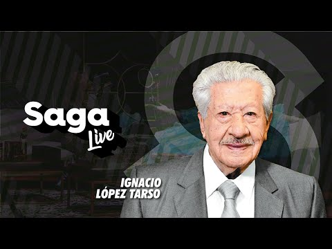 Ignacio López Tarso con Adela Micha