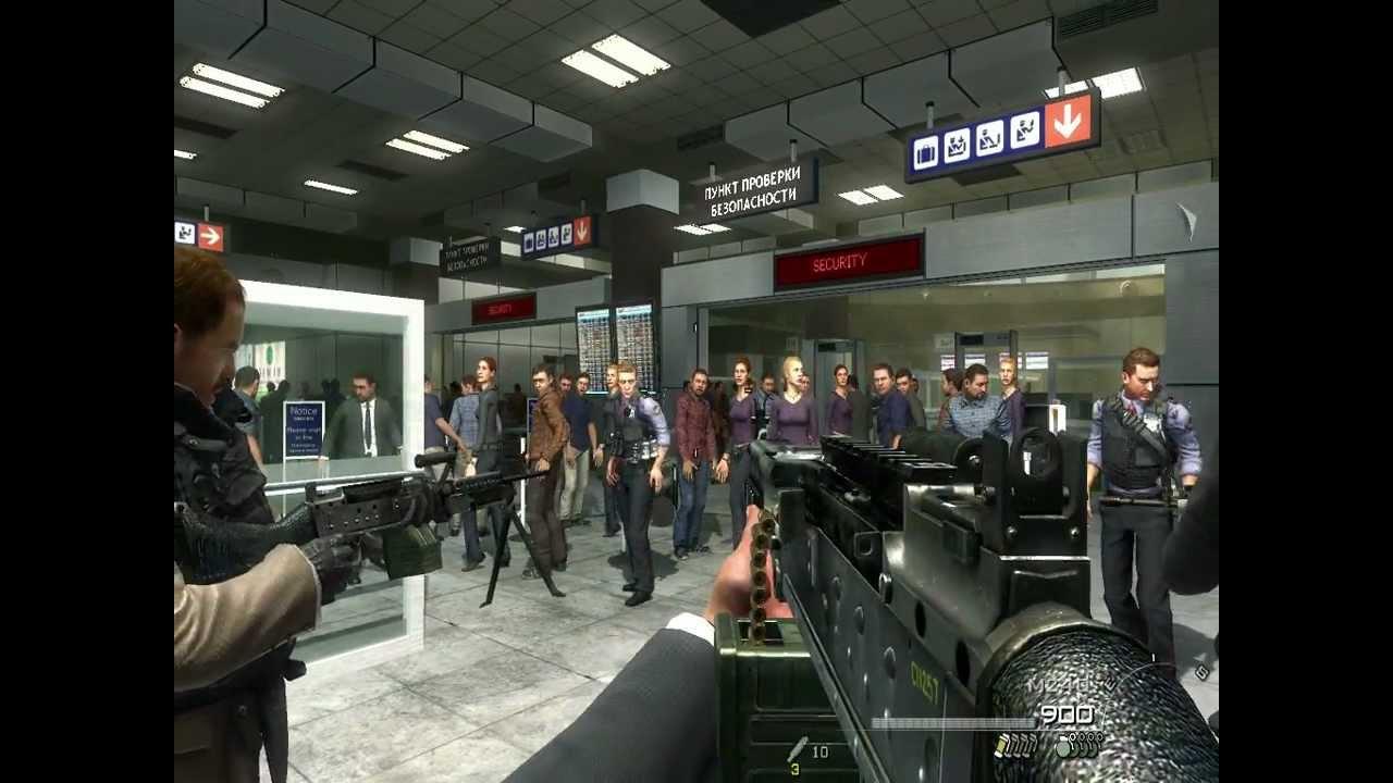 Modern Warfare Wallpaper Hd Call Of Duty Modern Warfare 2 No Russian Kill Them All