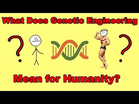 What Does Genetic Engineering Mean for Humanity?