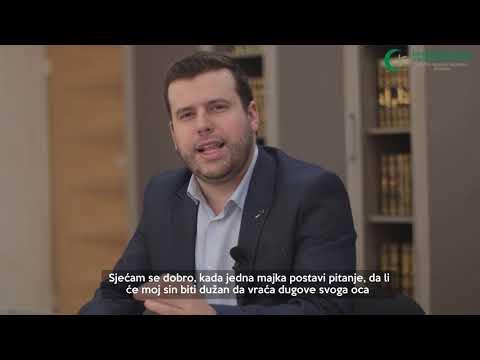 Poziv vjernicima (13) - Zabrana kocke - hafiz Ammar Bašić
