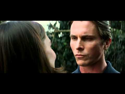 Final Scene with Bruce Wayne and Rachel Dawes in Batman Begins (2005)