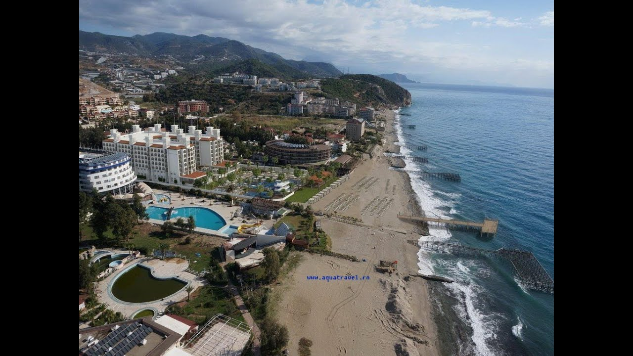 Quattro Beach Spa Amp Resort Hotel Alanya Turkey Youtube