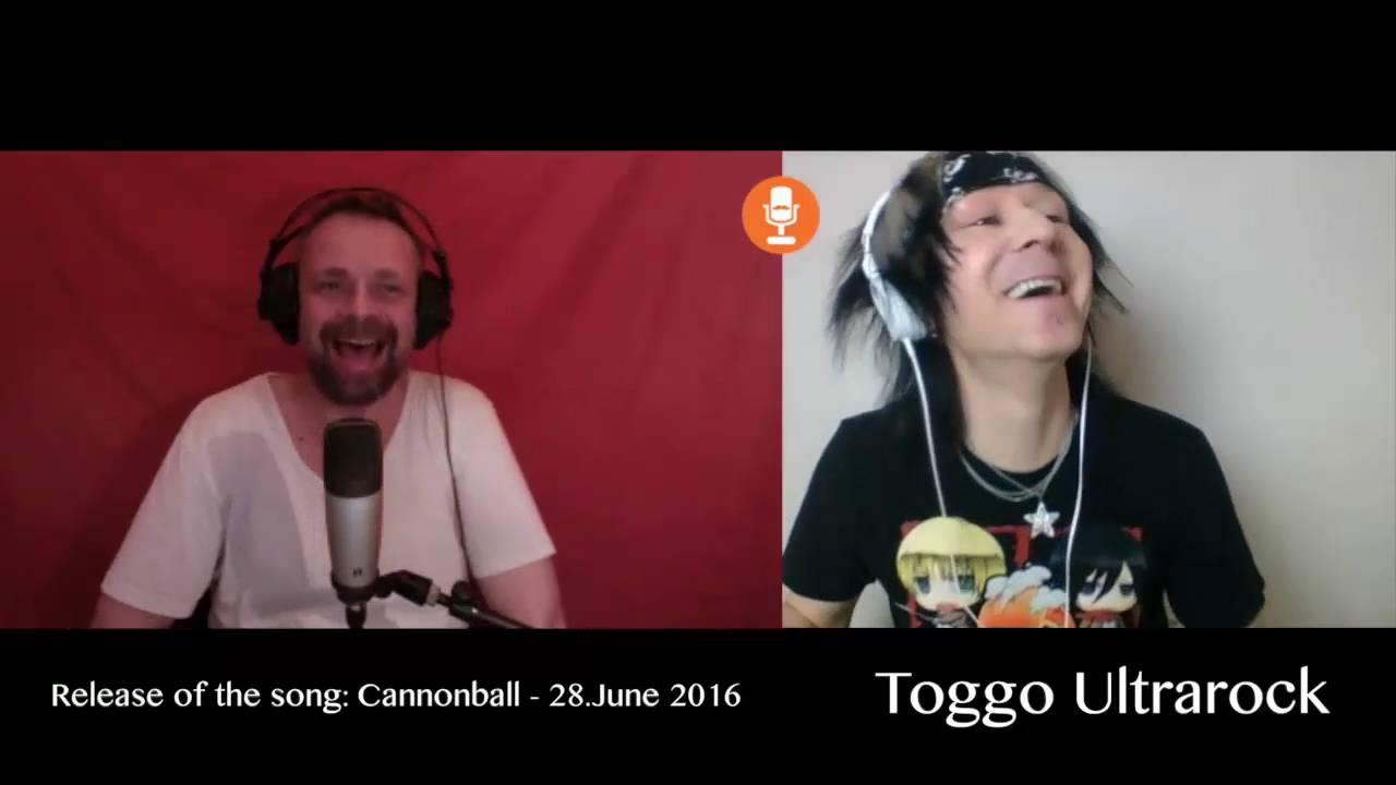 Toggo Ultrarock Gets Interviewed By Radio Trondheim