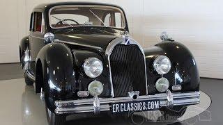Talbot Lago Record T26 coupe 1948, very rare, red leather interior -VIDEO- www.ERclassics.com