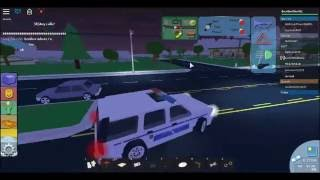Roblox Neighborhood of Robloxia Gameplay: Reckless Pursuit!