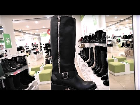 Магазин обуви ZENDEN🔴СКИДКИ до 70% на ОБУВЬ сезона ЗИМА!!!💣Предновогодняя РАСПРОДАЖА. Декабрь 2019.