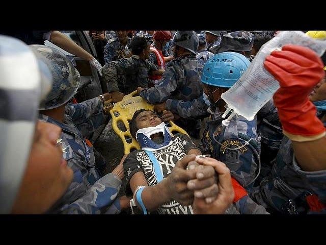Rescate / Ayuda Humanitaria