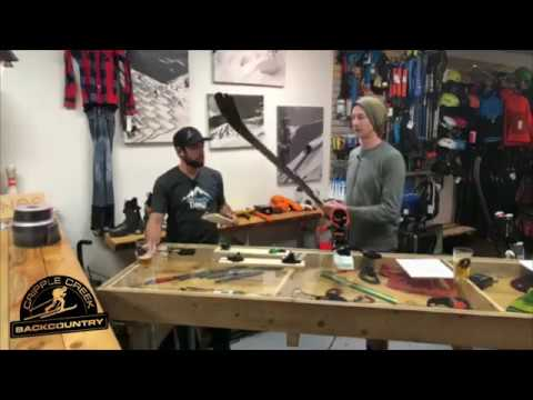 Grand Traverse Preparation Part 1 (Boots, Bindings, Skis)
