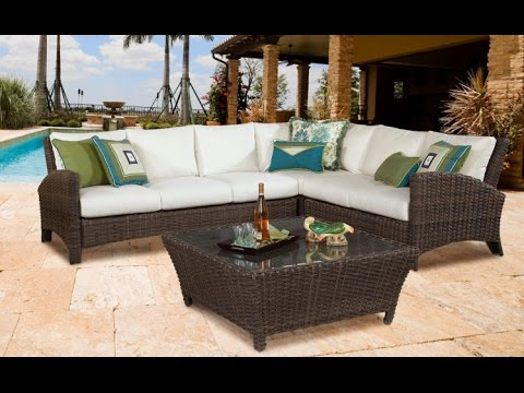Panama Collection by South Sea Rattan