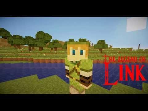 THE LEGEND OF ZELDA RAP [Minecraft Parodie Smosh]