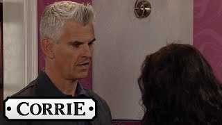 Robert Tells Vicky He Wants to Be with Her | Coronation Street