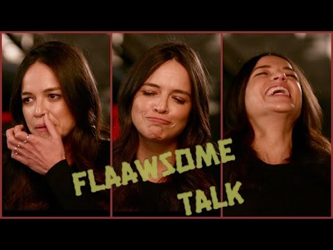 Why Michelle Rodriguez is scared of Instagram and watching her own movies (Fast Furious 8)