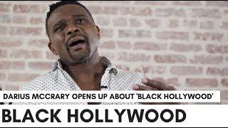 Gambar cover Darius McCrary: Black Hollywood NO Longer Exist
