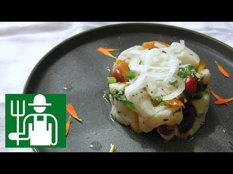 Fresh Fish Recipe | Ceviche | Healthy Way To Eat Fish |