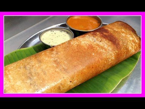 DOSA, PAPER DOSA, MASALA DOSA, RAVA DOSA, INDIAN FOOD,  SOUTH INDIAN FOOD, PAPER DOSA