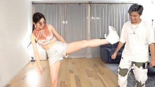 Download lagu Dance Cover Funny Moments PART 2! | Ellen and Brian