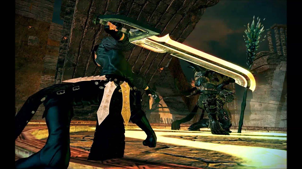 Vindictus: Havan Spear Lann [Prior to Re-gearing] by