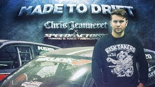 Chris Jeanneret Reveals Plans for Formula Drift Turbo Honda S2000 - Made to Drift Ep. 1