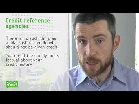 Credit Reference Agencies
