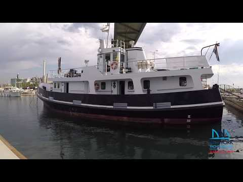 24 Meters Steel Motor Yacht for sale in Barcelona