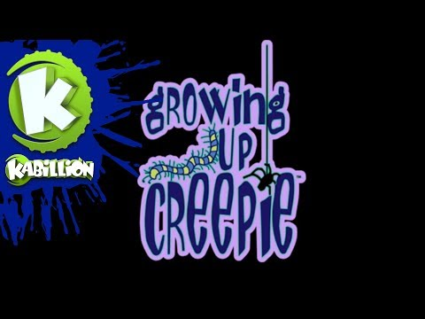 Growing Up Creepie - Theme Music -  Lice Lice Baby