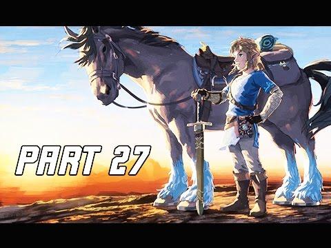 Legend of Zelda Breath of the Wild Walkthrough Part 27 - MILKY (Let's Play)