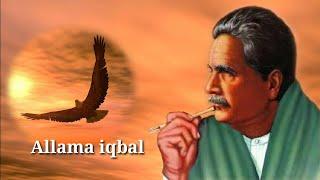 Lab Pe Aati Hai Dua Ban Ke Tamanna Meri (Nazm)Allama iqbal