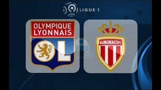 Olympique Lyon 3 vs 2 AS Monaco All Goals & Extended Highlights