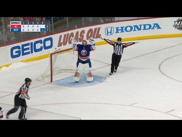 Nelson, Halak key Isles to shootout win against Devils