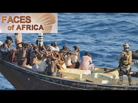 Faces of Africa— Big mouth and the Somali pirates 06/05/2016