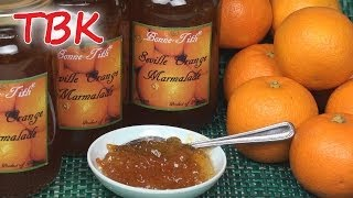 Traditional Seville Orange Marmalade Recipe - Titli's Busy Kitchen