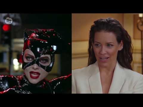 Evangeline Lilly gushing over Michelle Pfeiffer is ALL OF US