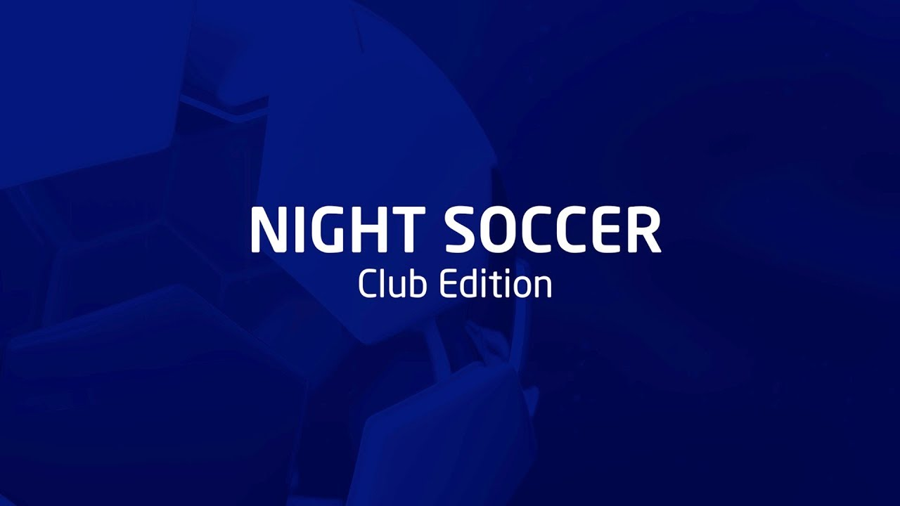 Night Soccer 13 - Treno Lun 1G