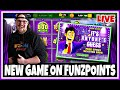 FUNZPOINTS | NEW GAME | IT'S ANYONE'S GUESS | LIVE | ONLINE SLOTS | WIN REAL MONEY