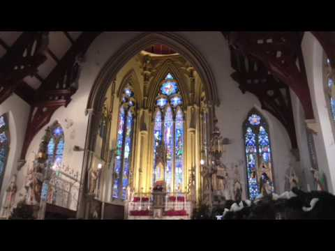 Missa Cantata for the Sunday within the Octive of the Nativity 2017